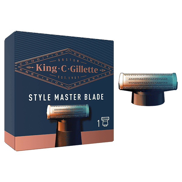 Lame King C. Gillette Style Master